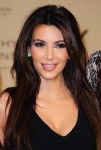 Kim Kardashian ροζ βίντεο