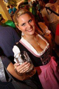 Oktoberfest - ροζ τηλέφωνα